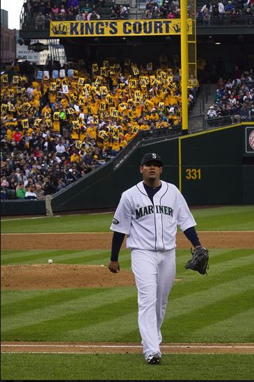 The King and His Court. Mariners.