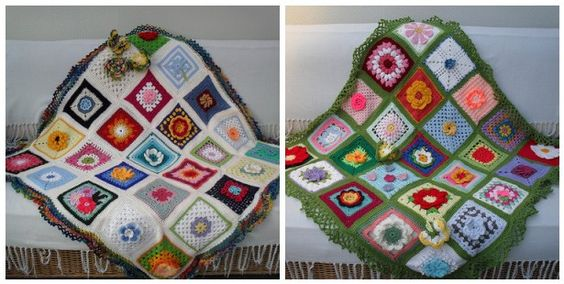 Our SIBOL Flower Blankets. | Flickr - Photo Sharing!