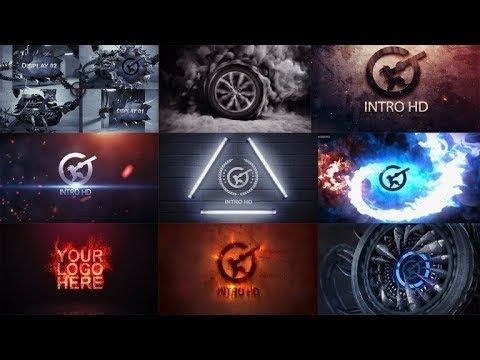 Top 15 Free After Effects Templates 2018 Intro Hd After Effects Templates After Effects Free Resume Examples