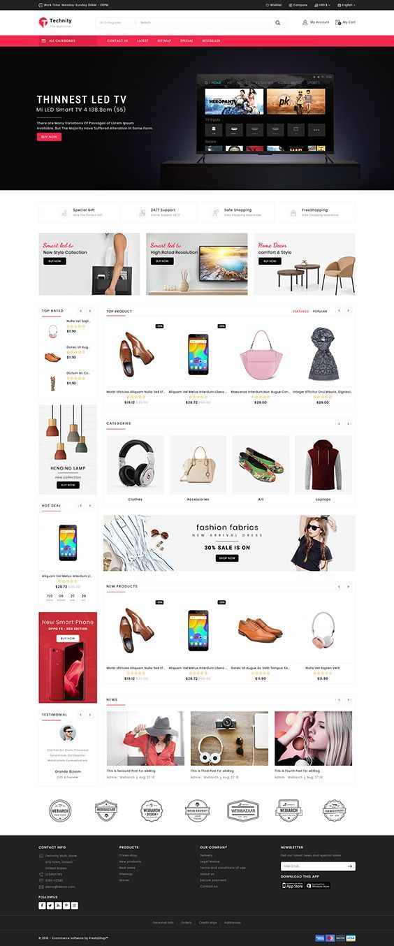 Notitle Best Ecommerce Websites Best Ecommerce Platform 2018 Shopify Web Design Tutorial Eco Ecommerce Web Design Ecommerce Website Design Web Design