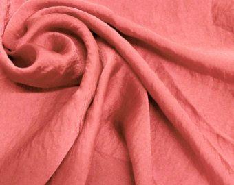 Items I Love by Diane on Etsy pink Mamly satin chiffon