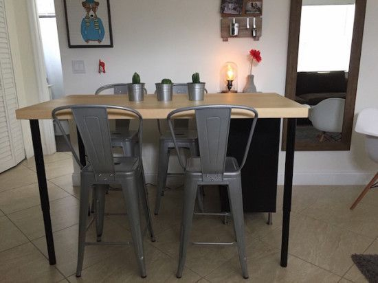 Most Recent Pictures Kitchen Island Dining Table Cher Cuisine Diy Ikea Ilot Pas Concepts In 2020 Kitchen Island With Seating Ikea Dining Table In Kitchen Kitchen Island Dining Table
