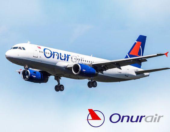 Onur Air - AirlinePros