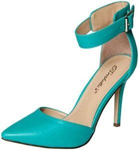 Breckelles Isabel-01 D-Orsay Pumps-Shoes