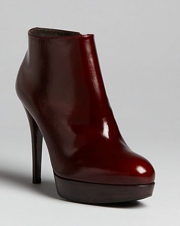 Stuart Weitzman Platform Booties - Gran High Heel - Premium Designers - Designer Shops - Shoes - Bloomingdale's