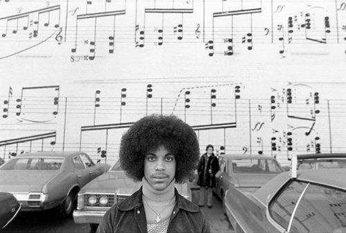 PRINCE ROGERS NELSON....Still ahead of his time. His lp's are like crack for your ears.