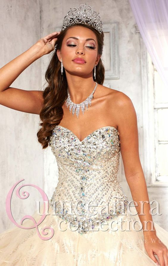 Quinceanera Collection 26779 Dress - MissesDressy.com