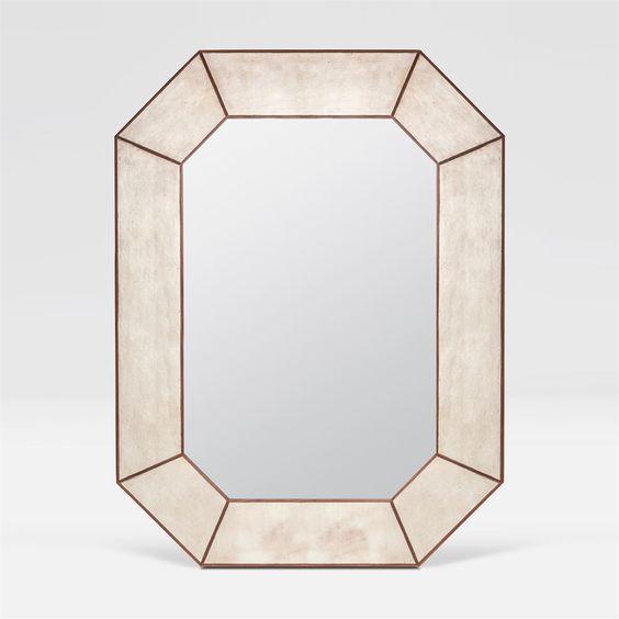 Easy Mirror Home Decor