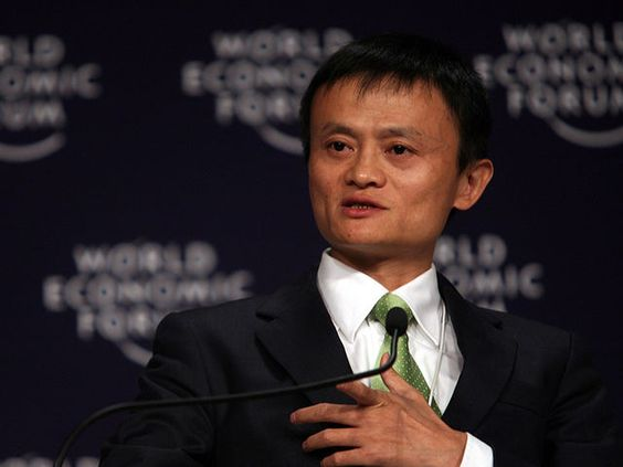 Alibaba founder Jack Ma was prompted to start his first website when he found no…