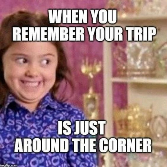 Hilarious Travel Memes | Far & Wide