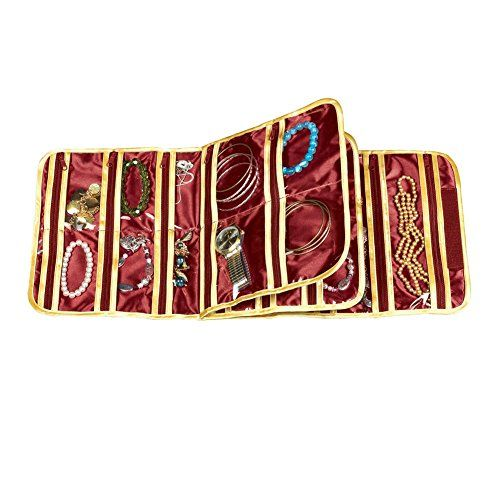 11+ Satin jewelry organizer travel case information