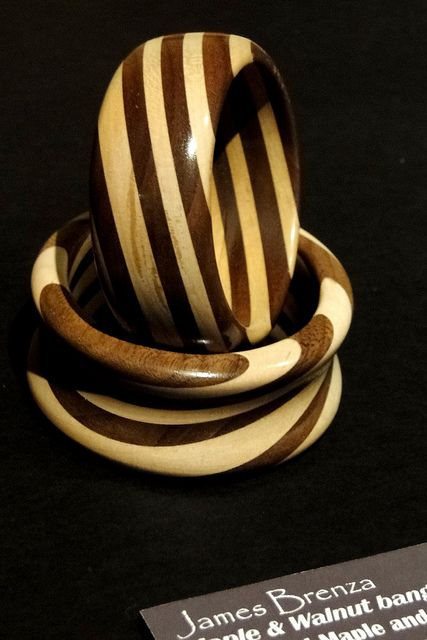 woodturning museums and bracelets on