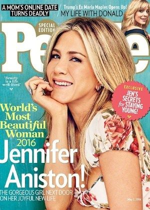 "Jennifer Aniston é eleita a mulher mais bonita do mundo pela ""People"" #Atriz, #JenniferAniston, #Mundo, #Nova http://popzone.tv/2016/04/jennifer-aniston-e-eleita-a-mulher-mais-bonita-do-mundo-pela-people.html"