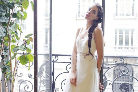 AMARILDINE Paris   Robes de mariée - Robes de mariage   Collection 2016