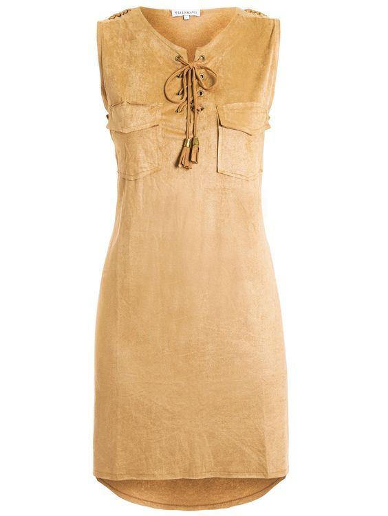 VESTIDO CLARISSE - BEGE   - - -   http://www.shop2gether.com.br/vestido-clarisse.html