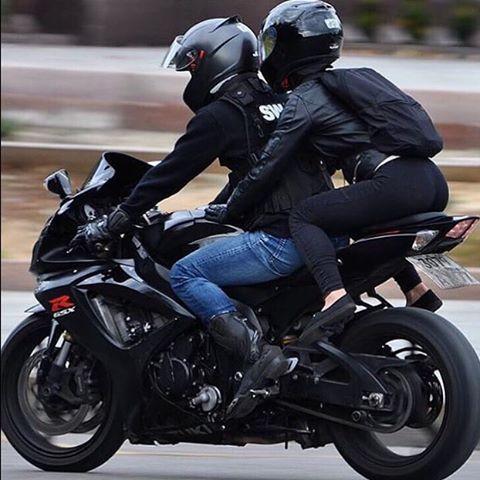 Motoworld Photo Motorcycle Couple Bike Couple Motorcycle