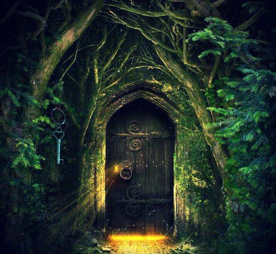 Magic Door  (From Mystic Mermaid)