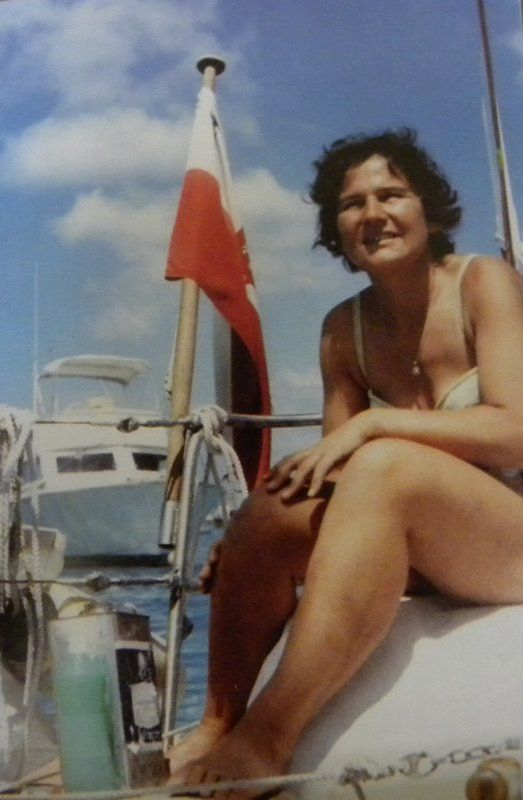 Krystyna Chojnowska-Liskiewicz. Polish mariner who became the first woman to sail around the world solo and unassisted. From 1976 to 1978, she completed over 31, 000 nautical miles in approx. 400 days. In 1988, Kay Cottee became the first woman to do a solo circumnavigation non-stop, completing the trip in 186 days.