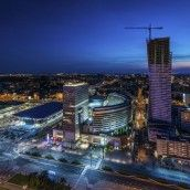 Skanska sells Warsaw eco-offices to RREEF