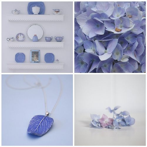 ♥ Lavendelblau (Periwinkle Blue)