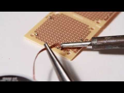 Soldering - Beginner's Tutorial - YouTube (Scheduled via TrafficWonker.com)