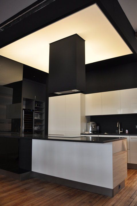 Extenzo Spanplafond, Stretch Ceiling, Plafonds Tendus, Techos - plafond salle de bain pvc