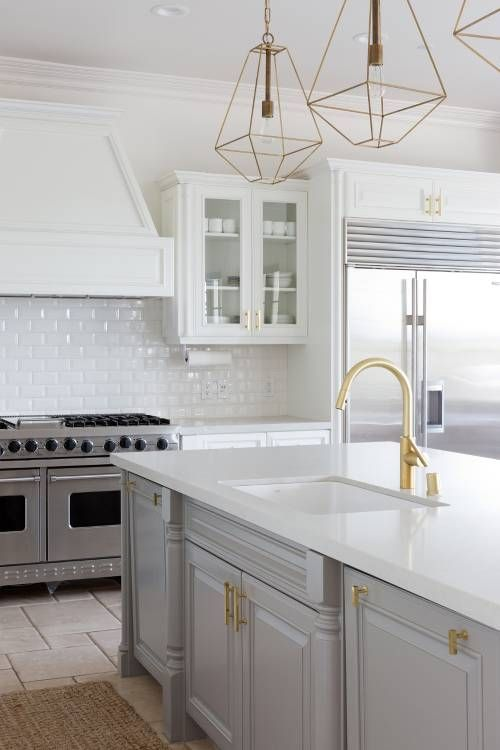 These Are Our Favorite Kitchen Cabinet Paint Colors Grey Kitchen