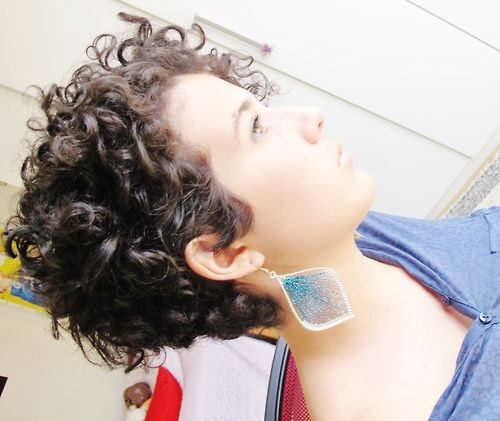 cute & curly: