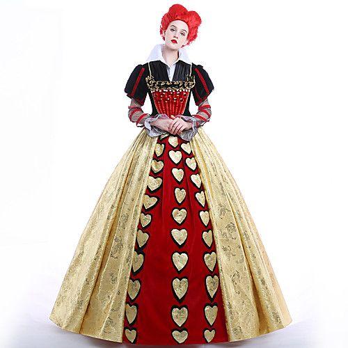 """Petticoat-Kostüm /""""Queen of Hearts/"""""""