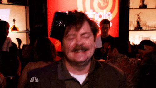 I love this man! And this show! Click on the link for the hilarious .gif