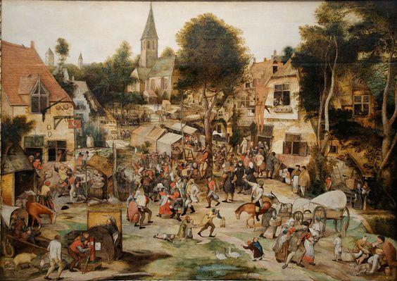 Author Pieter Balten (circa 1527–1584)  Description Kermesse