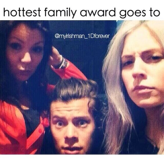 The one and only... The Styles Family! @Gemma Docherty Styles