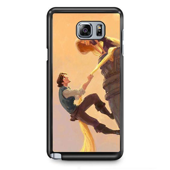 Meet Rapunzel TATUM-7011 Samsung Phonecase Cover Samsung Galaxy Note 2 Note 3 Note 4 Note 5 Note Edge
