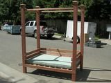 Redwood Canopy Bench