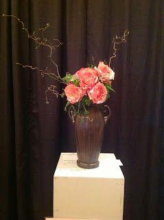 Creative Rose Design Garden Club of VA Rose Show flower