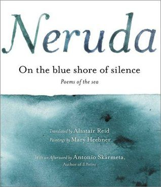 On the Blue Shore of Silence: Poems of the Sea (English and Spanish Edition)