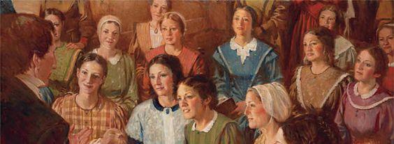 La responsabilidad principal del padre es presidir, proveer y proteger | Mujeres Mormonas