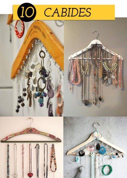 como organizar as bijoux
