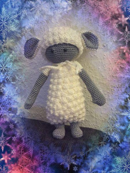 Puppen - Amigurumi Wolf im Schafspelz - ein Designerstück von bunte_fussel bei…