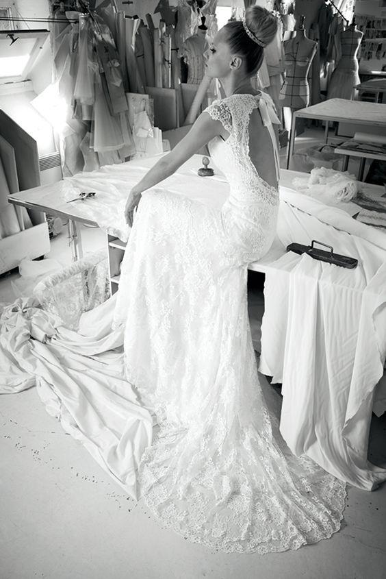 La robe de mon mariage ... Un gros coup de cœur !