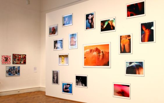 """Walter Pfeiffer: In Love With Beauty"",  September 20th - November 18th2012, Landesgalerie Linz / Foto: Land OÖ / Stinglmayer"