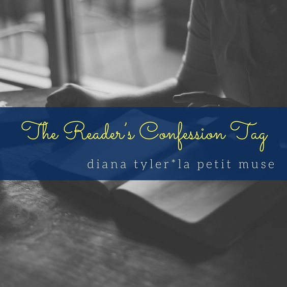 The Reader's Confession Tag