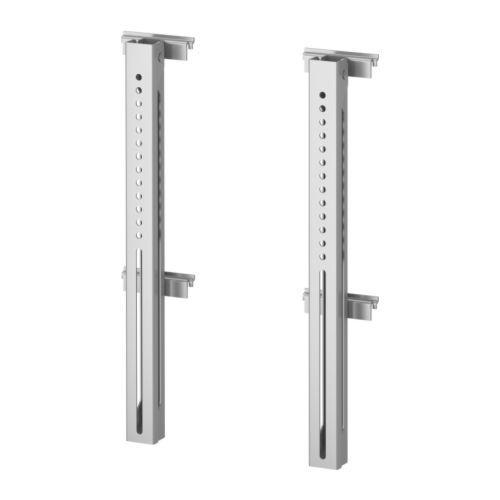 Framst wall bracket for flat screen tv galvanized but for Ikea tv mounts