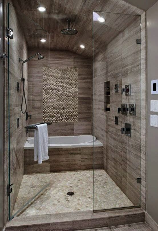 Walk In Shower Are Elegant And Also Practical For Any Bathroom