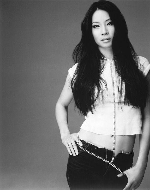 Lucy Liu by Matthew Rolston, 1999