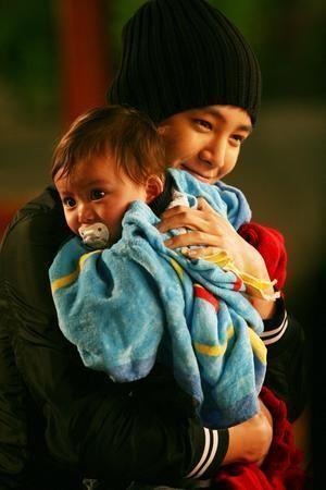 Baby & me #kmovie #babyandme #janggeunseuk