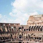 Graderíos o Cavea del Coliseo