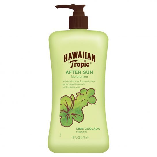 The Aloe Vera Products That Will Heal Your Sunburn In A Snap Sun Lotion After Sun Hawaiian Tropic