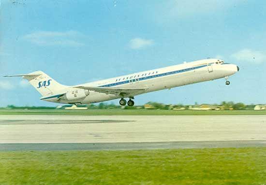 Famgus Aviation Postcards Sas Scandinavian Airlines System In 2020 Scandinavian Airlines System Sas Scandinavian