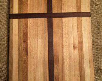 Michigan Live Edge Handmade Cutting Board by BoardsbytheBay